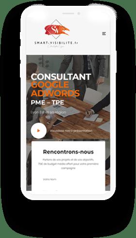 Création de site web wordpress Lyon
