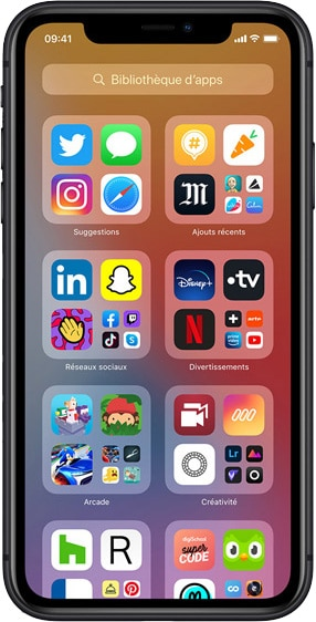 iOS14.5 Apple iphone